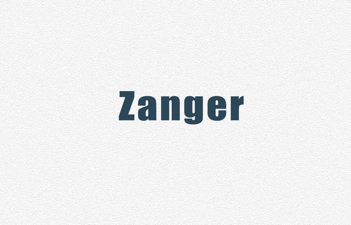 Zangers Tenor