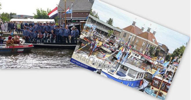 Muzikaal en Maritiem festival in Nijkerk