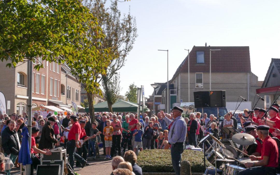 Kajuitzangers op de Ossenmarkt 2018